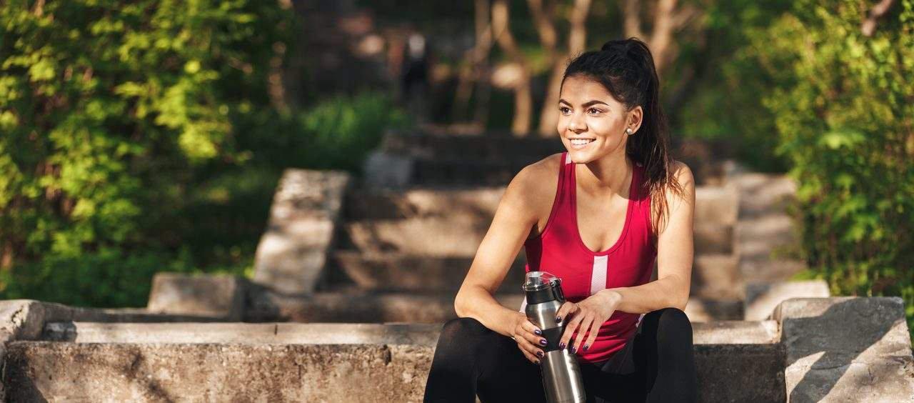 exercício aeróbico ou musculação