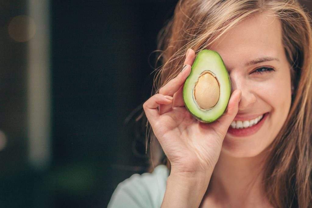 abacate alimentos para quebrar jejum