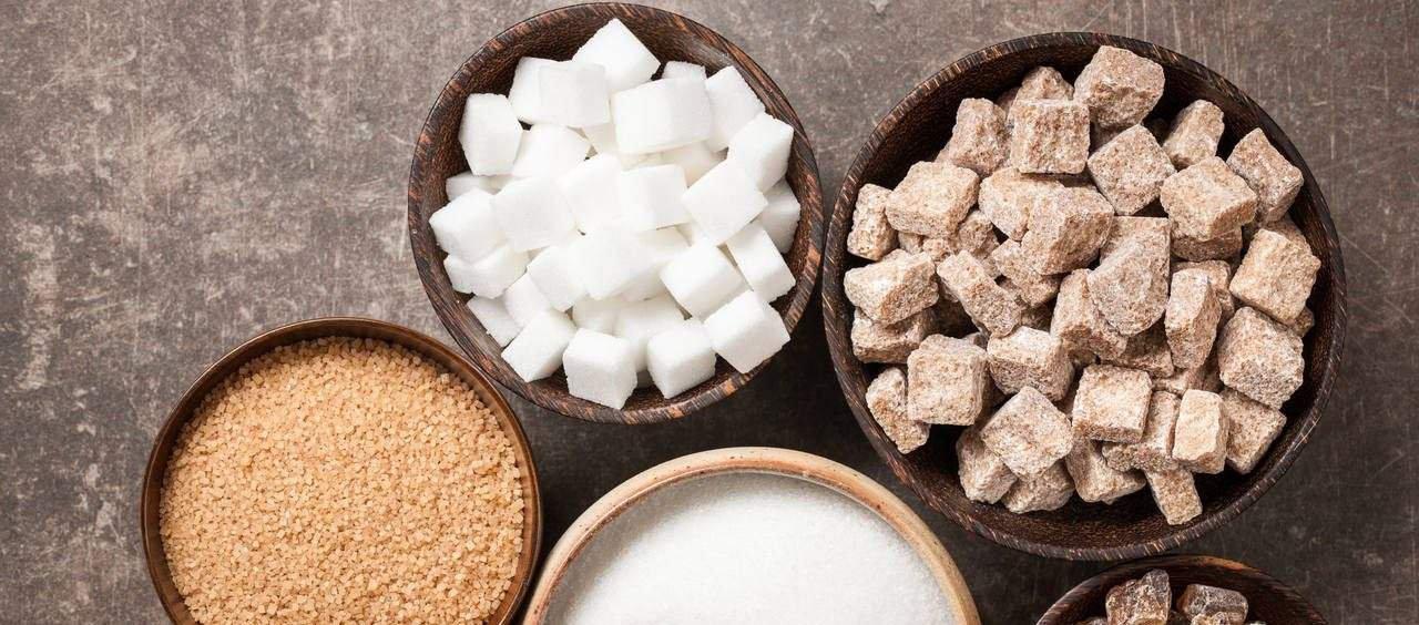 açúcar de beterraba