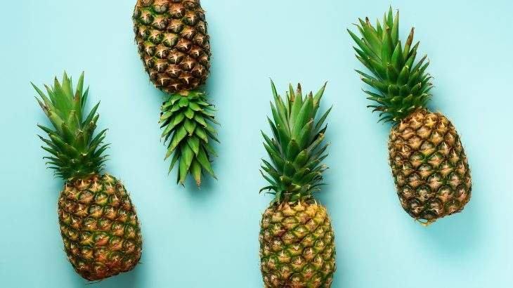 como escolher abacaxi dieta do abacaxi Frutas diuréticas