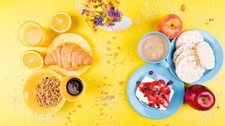 pular o café da manhã