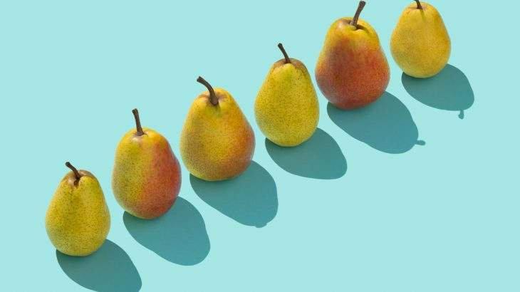 frutas com baixo índice glicêmico
