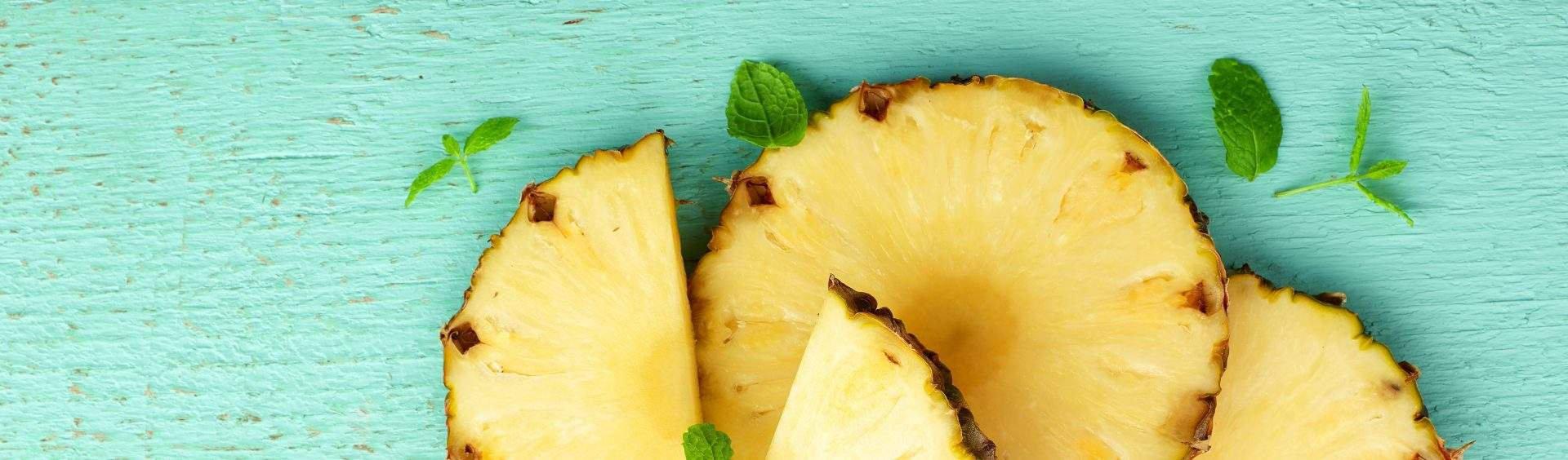 abacaxi chá de casca de abacaxi