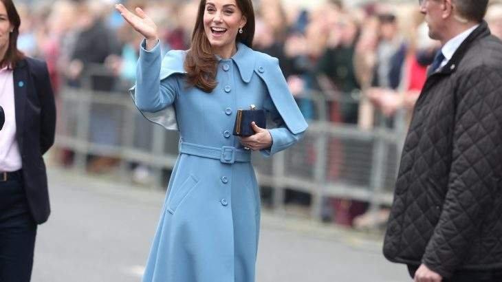 dieta de Kate Middleton
