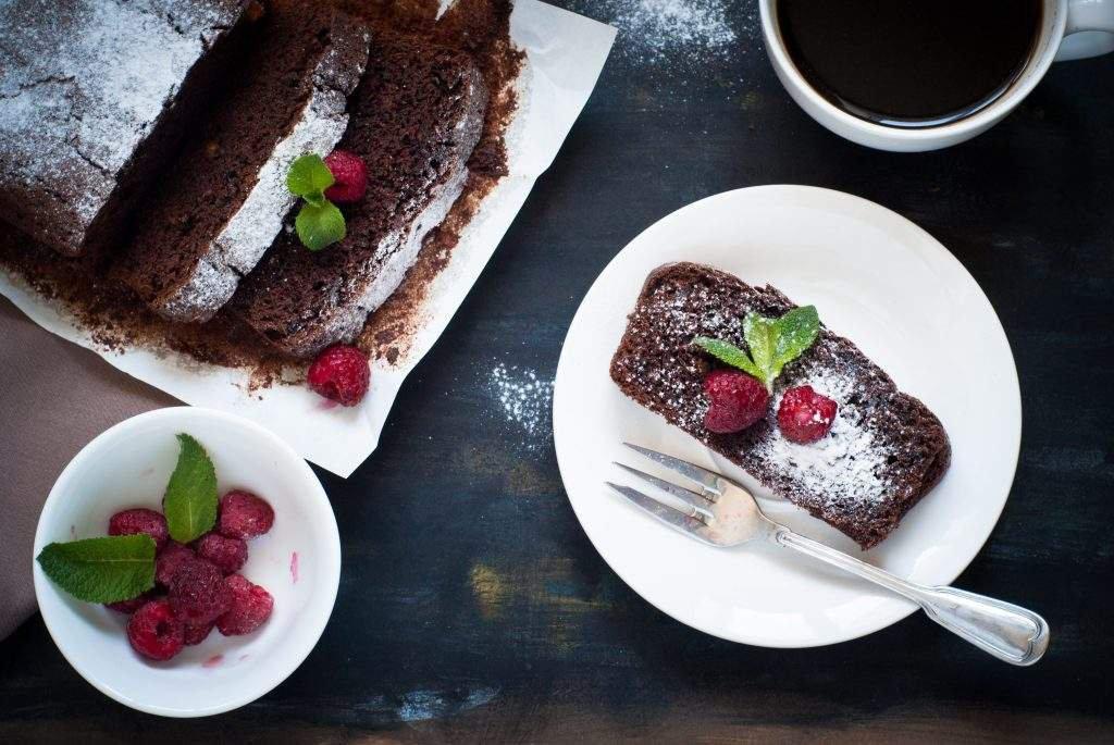 receitas para fazer com as crianças bolo de cacau