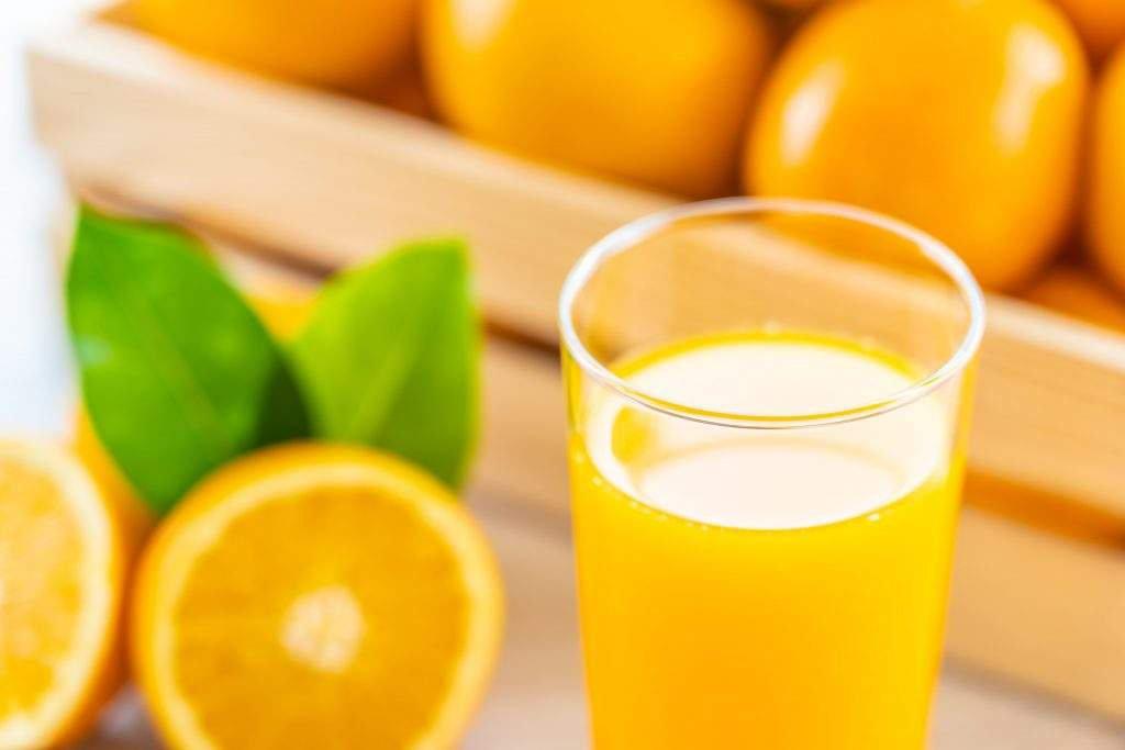 suco de laranja para que serve vitamina C