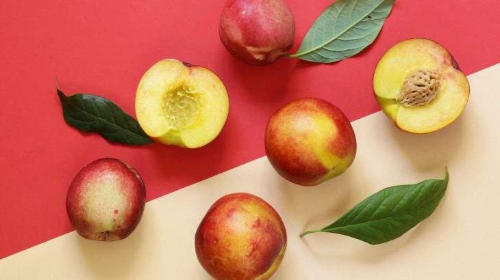 diferença pêssego e nectarina