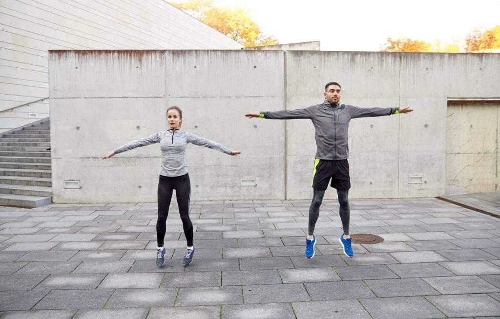 exercícios aeróbicos