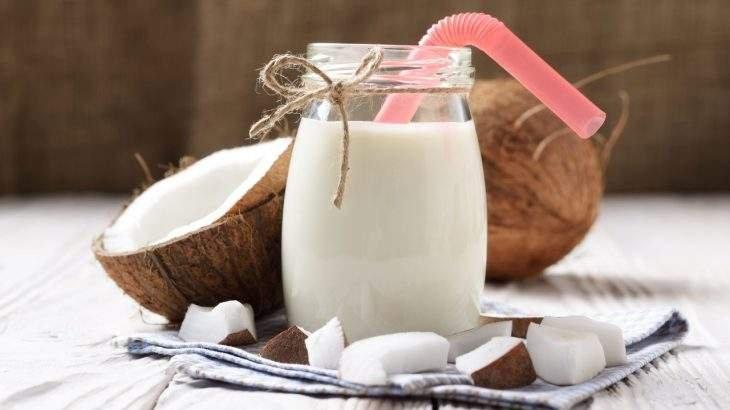 kefir de coco