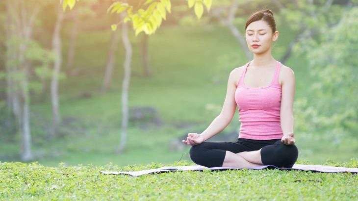 jardim de meditação