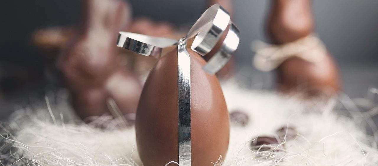 ovo de páscoa saudável