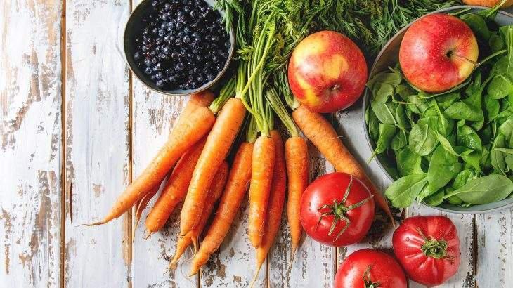 Frutas legumes e verduras que duram mais