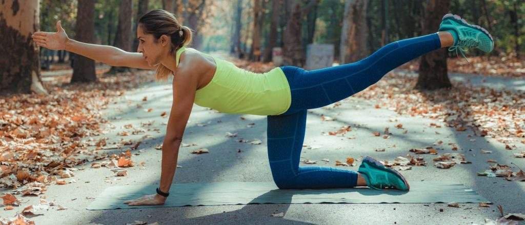 exercícios para as costas
