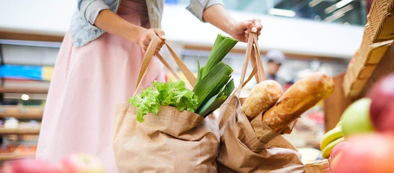 Como ir ao supermercado em segurança durante a quarentena