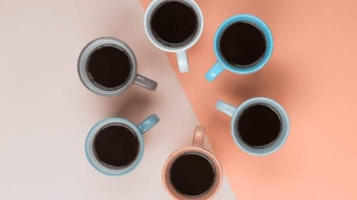 café e gordura