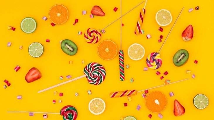 vontade de comer doce
