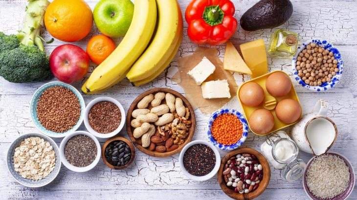 dieta saudável na quarentena