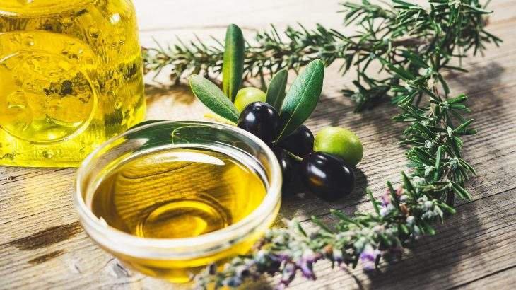 folha de oliveira