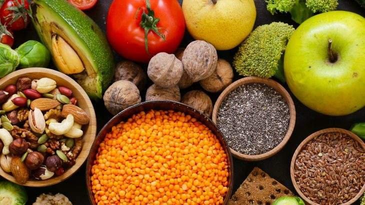 dieta à base de plantas pressão