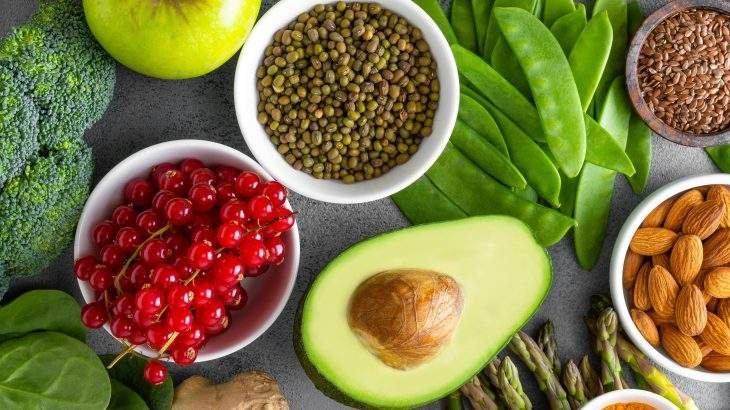 o corpo quando você se alimenta de forma saudável