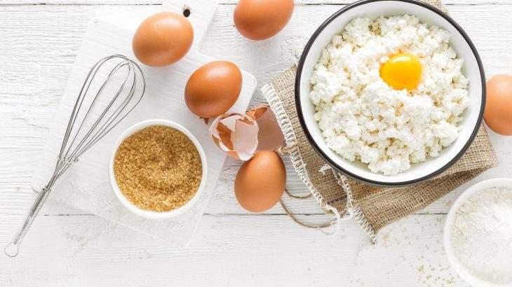 como substituir o ovo
