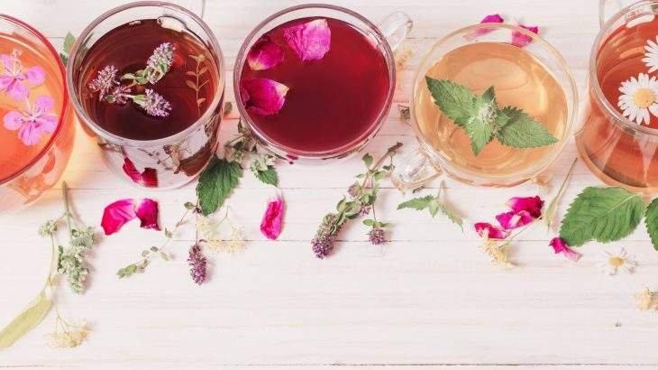 Chás sintomas da menopausa