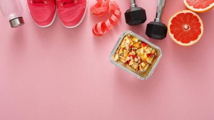 dieta e exercícios físicos