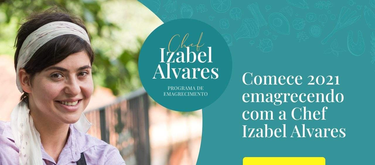 chef Izabel Alvares