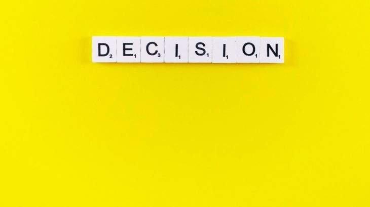 fadiga de decisão