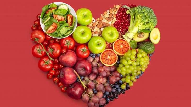 artérias obstruídas alimentação