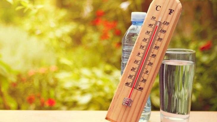 inchaço no calor