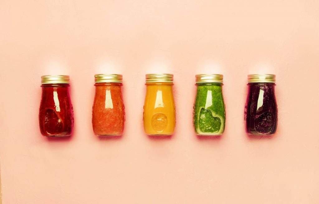 suco concentrado néctar diferença suco detox: benefícios
