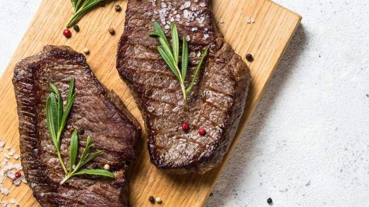 carne vermelha ou branca