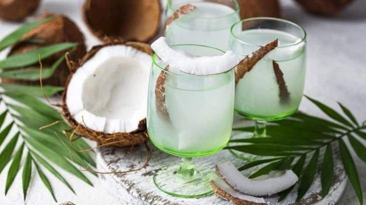 água de coco engorda ou emagrece