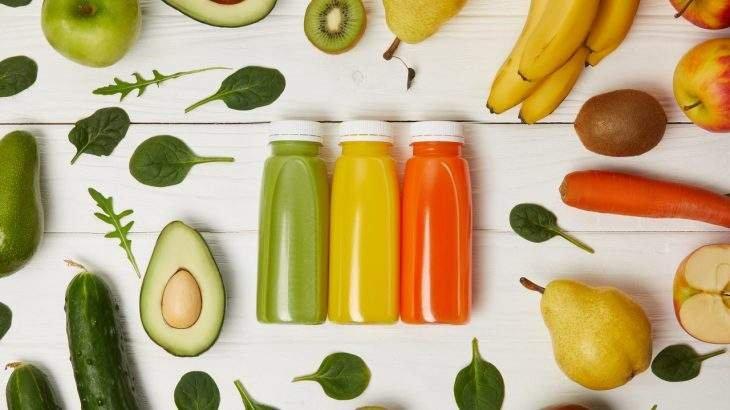 suco detox: benefícios