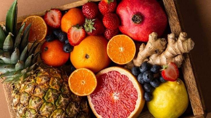 frutas para a imunidade