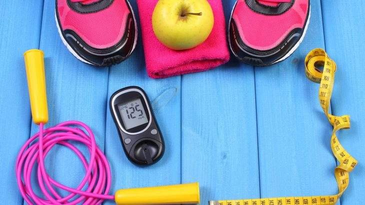 exercícios para pacientes com diabetes