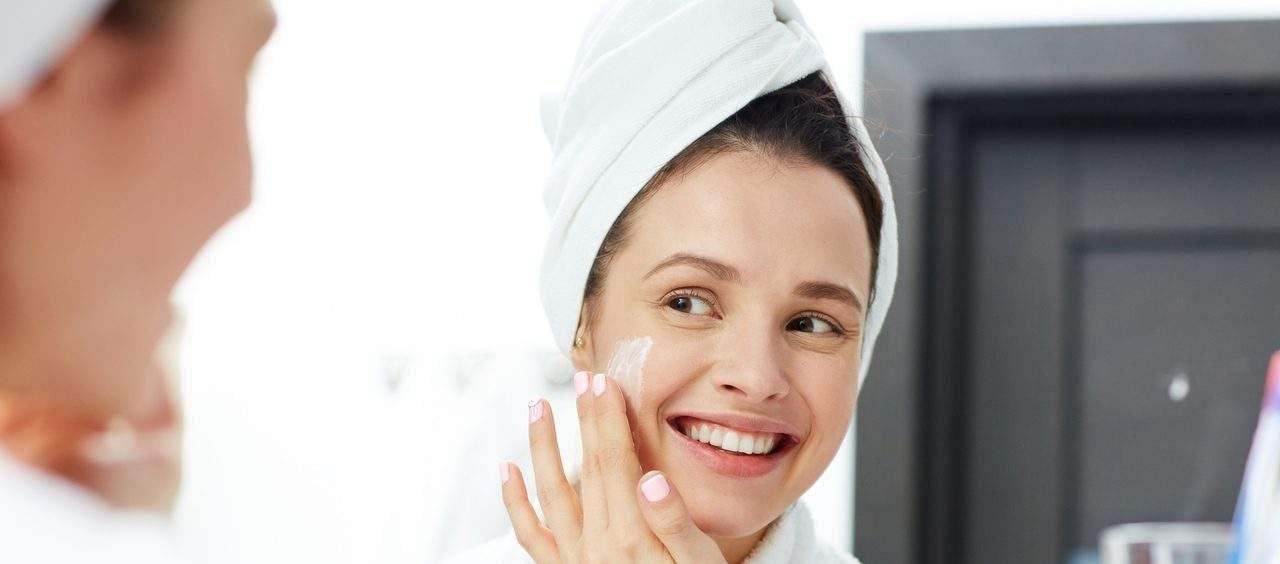 acne pós-covid