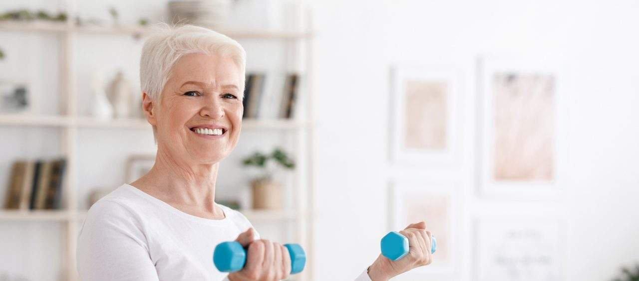 Exercícios para osteoporose