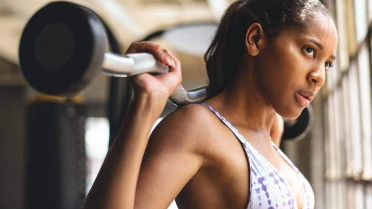 treino para força muscular