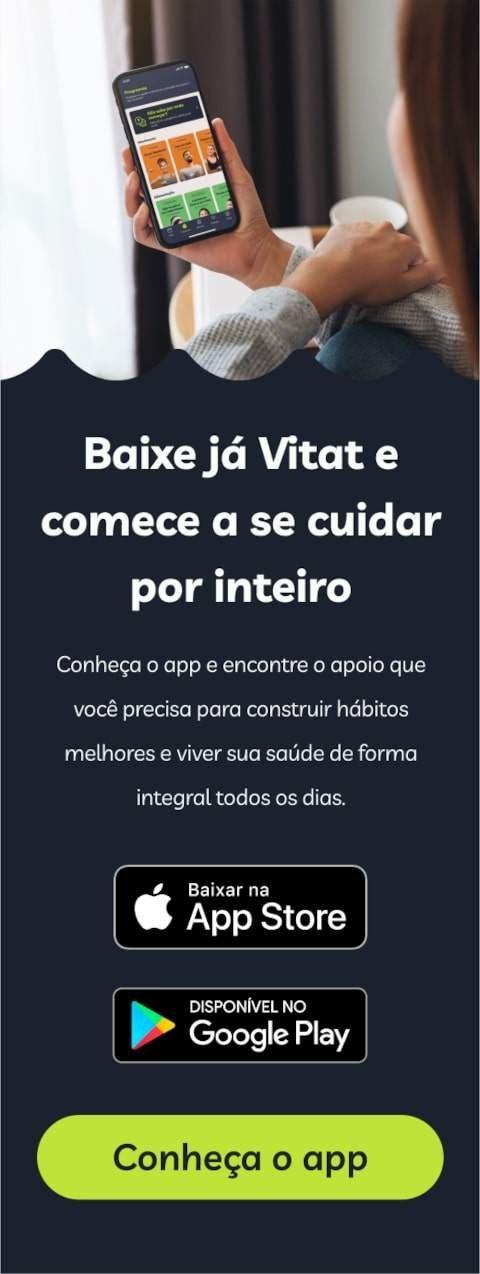 Conheça o app Vitat