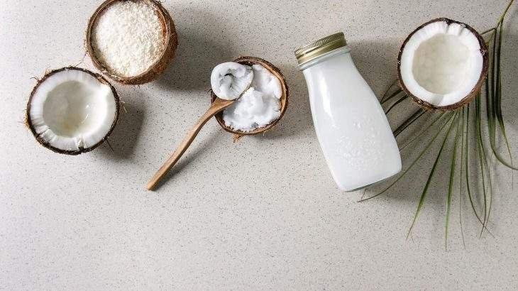 derivados do coco