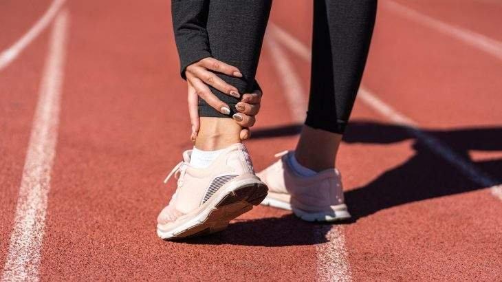 lesões no tornozelo