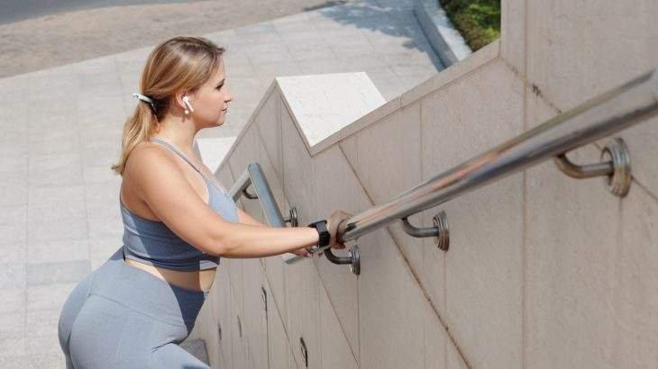 exercícios ao ar livre