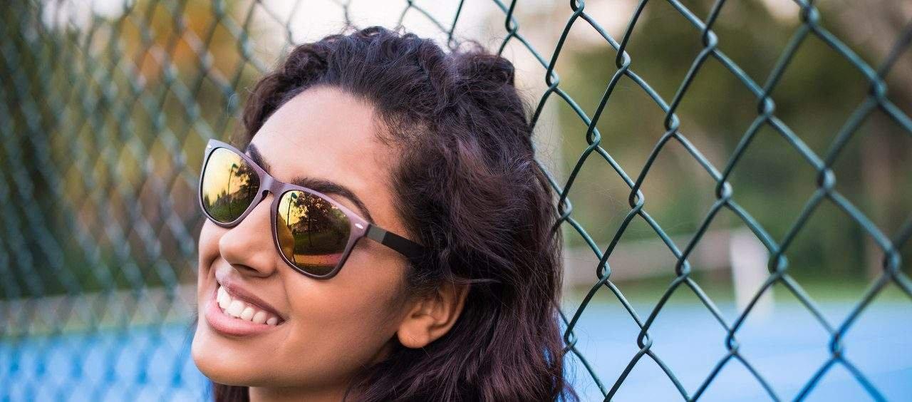 óculos de sol de qualidade