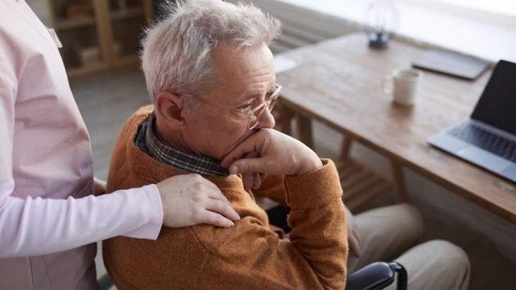 suicídio entre idosos