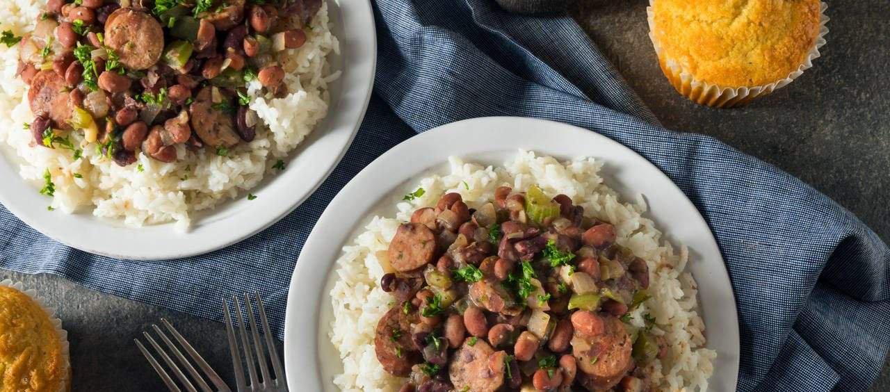 arroz e feijão engorda