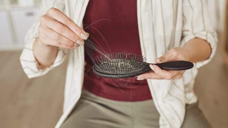 crioterapia e queda de cabelo