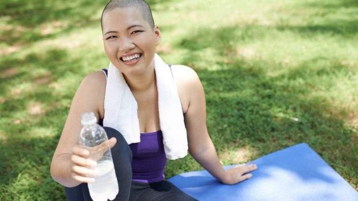 exercícios e câncer