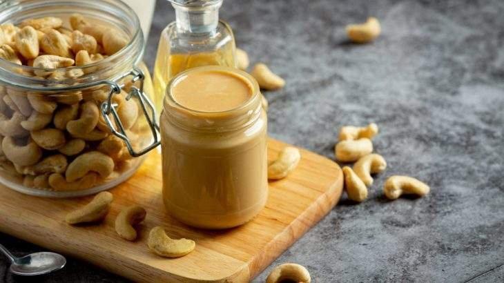 pasta de castanha-de-caju